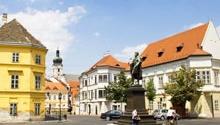 Pünkösdi hétvége Győrben 1 éj