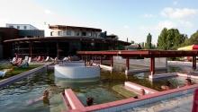 Rába Quelle fürdőzés ETO Park Hotel Business & Stadium