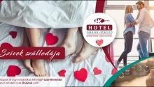 Szívek szállodája Hotel Küküllő