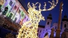 Adventi hétvégék Győrben 2 éj ETO Park Hotel Business & Stadium