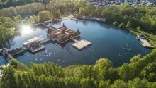 5 éjszakás gyógyüdülés tójeggyel Hotel FIT Hévíz
