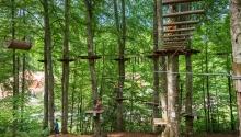 Kalandpark és kézműves műhelyek Árkos Education CenterHotel