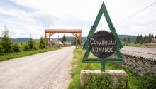 Gyulafalva és esztena látogatás Kommando CampPanzió