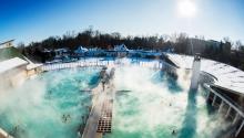 Őszi harkányi kiruccanás gyógyfürdő belépővel Park Hotel Harkány